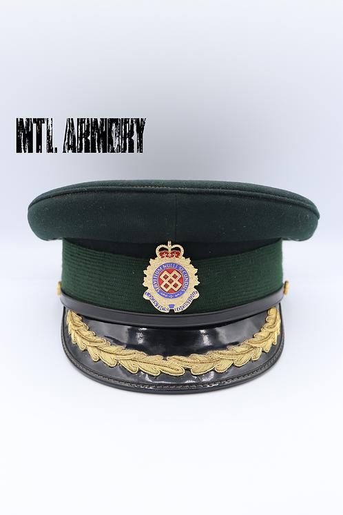 CANADIAN FORCES LOGISTICS SENIOR OFFICERS CAP SIZE 6 7/8