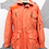 Thumbnail: RARE CANADIAN FORCES SARTEC ORANGE GORE-TEX JACKET SIZE 7040