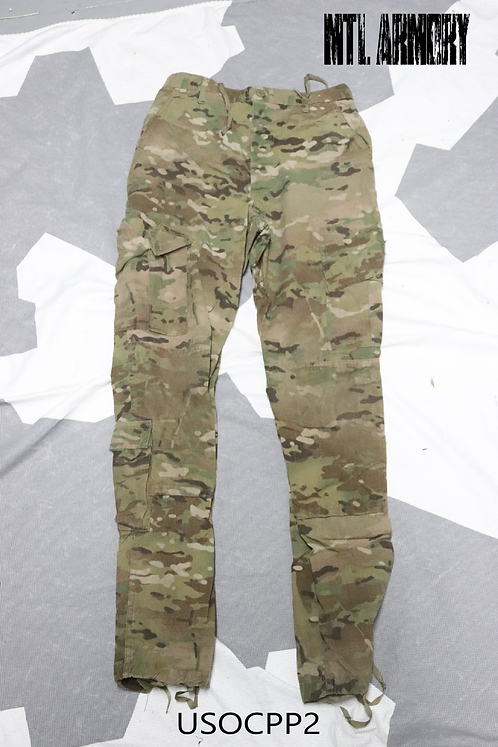 US ISSUED MULTICAM PANTS SIZE SMALL-LONG