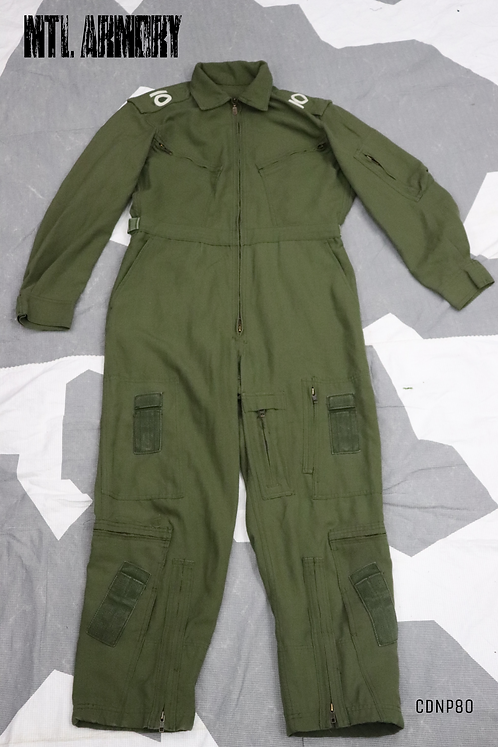 RCAF OD FLYERS COVERALLS SIZE 6738