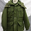 Thumbnail: CANADIAN ISSUED OD GORE-TEX EXTREME COLD WEATHER PARKA  SIZE 6736