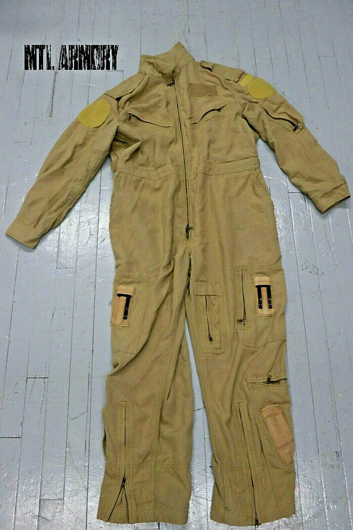 RCAF ISSUED TAN FLYERS COVERALLS SIZE 7046
