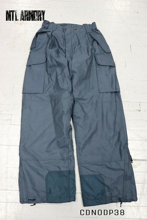 RCAF ISSUED COLD WEATHER GORE-TEX PANTS SIZE 7334