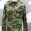 Thumbnail: KOREAN MILITARY COMBAT SHIRT ROK ARMY SIZE XSMALL (85 KOREAN)