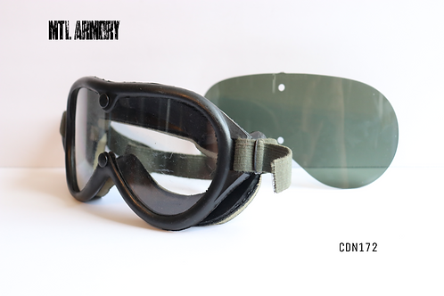 CANADIAN ISSUED GOGGLES