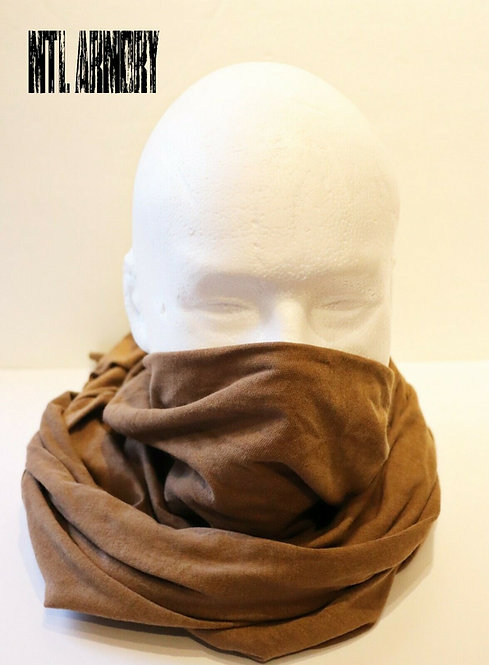 CANADIAN FORCES TAN SCARF