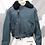 Thumbnail: RCAF BLUE FLYERS JACKET SIZE 7048