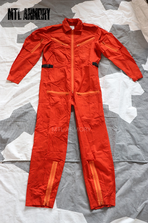CANADIAN ISSUED SEARCH AND RESCUE COVERALLS