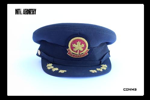 AIR CANADA PILOTS CAP SIZE  7 5/8