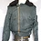 Thumbnail: RCAF ISSUED DARK GREEN PILOTS JACKET SIZE 7040