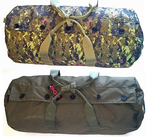 CANADIAN FORCES REPLICA DUFFLE BAGS