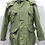 Thumbnail: CANADIAN FORCES OD PARKA WITH LINER SIZE SMALL-SHORT
