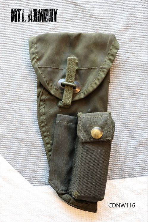 CANADIAN FORCES 82 PATTERN OD HOLSTER