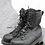Thumbnail: CANADIAN FORCES BLACK STEEL TOE BOOTS SIZE ( 255 / 104 )