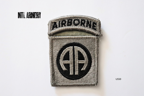 US ARMY ACU AIRBORNE 82ND DIVISION PATCH
