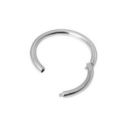 Micro Ti Hinged Segment Ring 1mm (Imported)