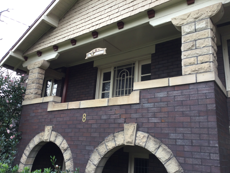 Restoration of a Heritage House