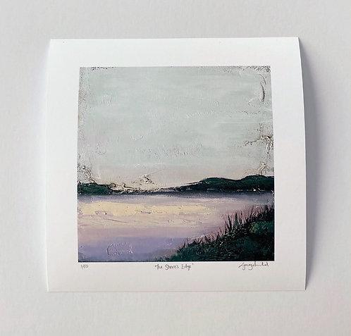 'The Shore's Edge'