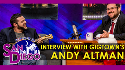 Interview with Andy Altman - Gigtown