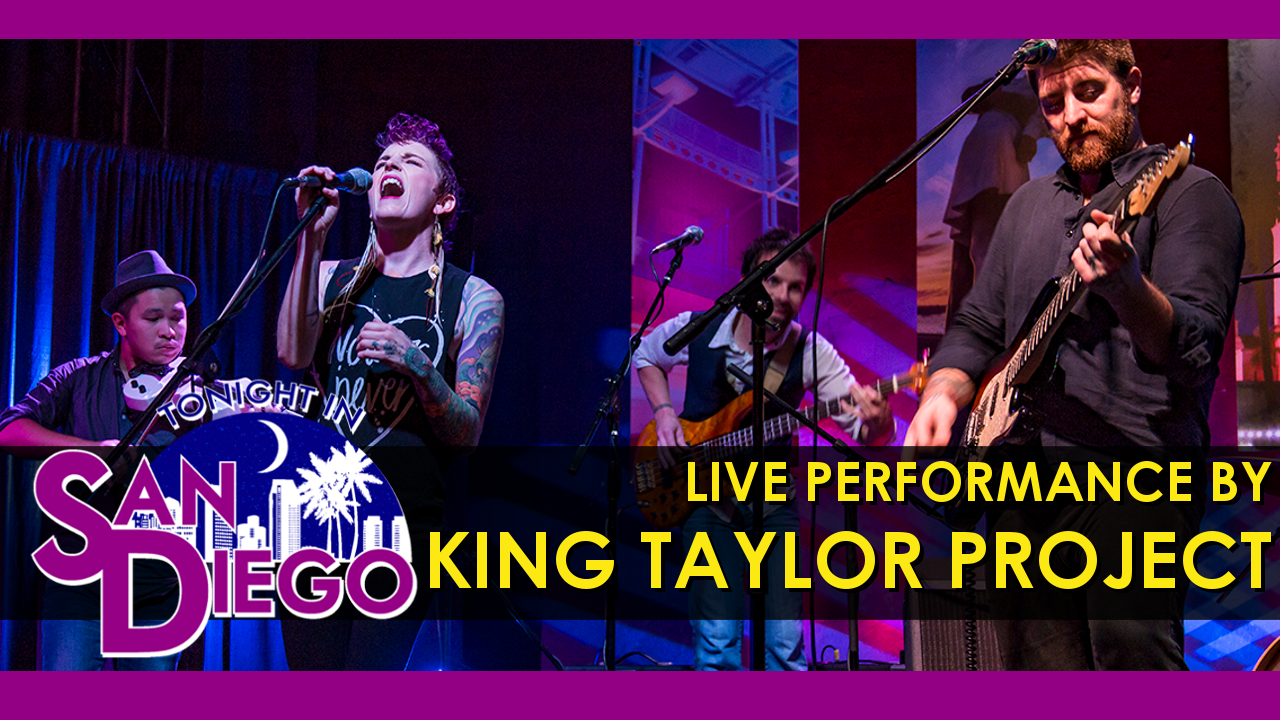 Performance by King Taylor Project