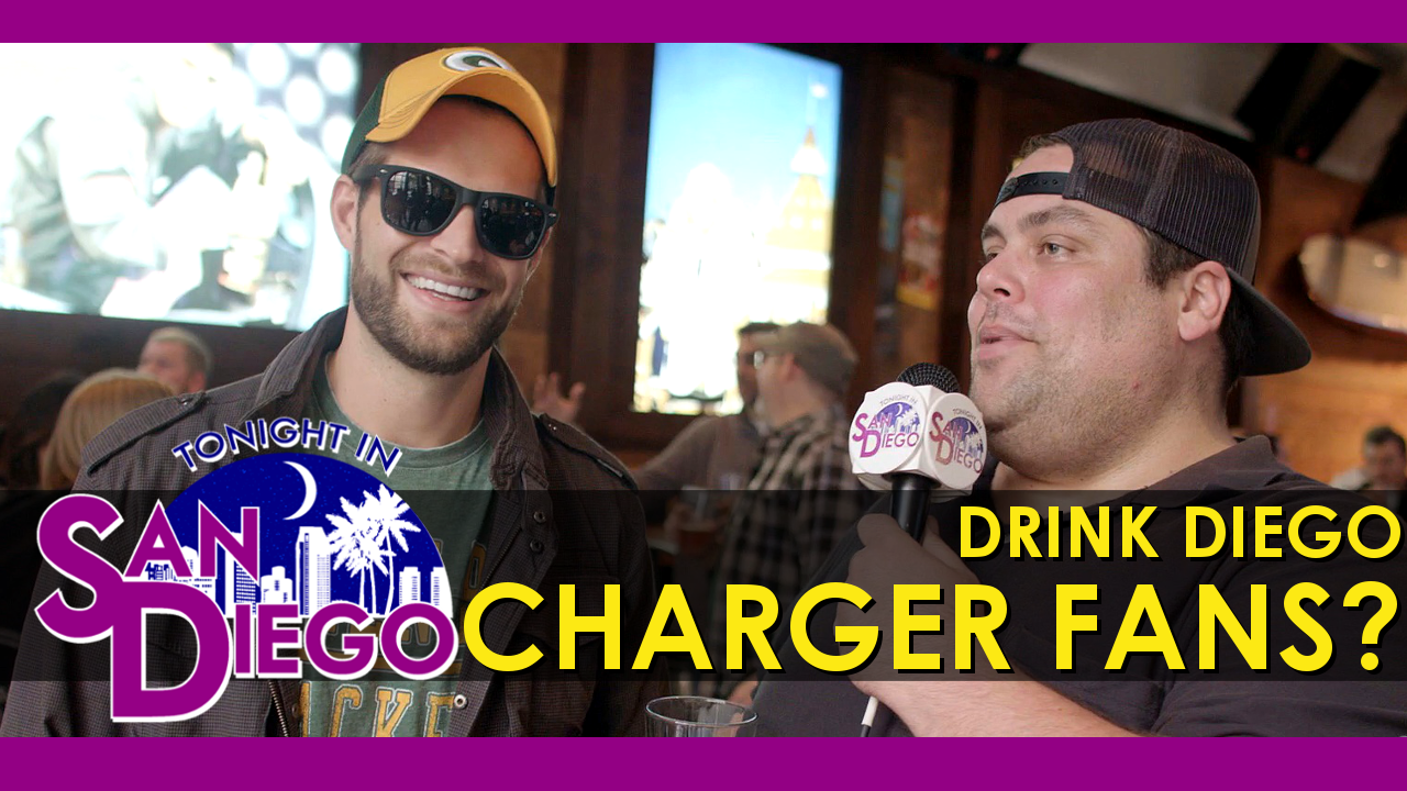 Drink Diego - Charger Fans