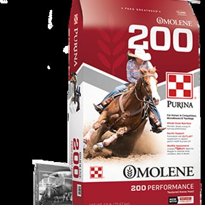 Purina Omolene 200 50#