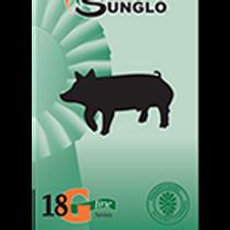 Sunglo 18G W/ oatmeal 50#