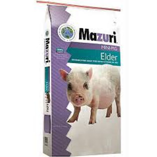 Mazuri Pig Elder 25#