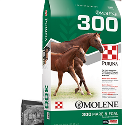 Purina Omolene 300 50#