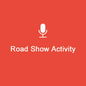 Road Show Activity