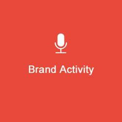 Brand Activity