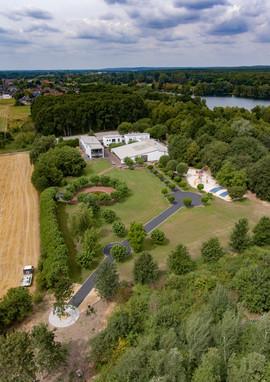 Luftaufnahme_Haus am See - GochNess