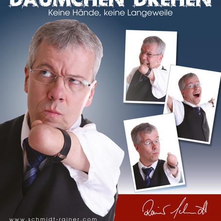 Rainer Schmidt live im Haus am See