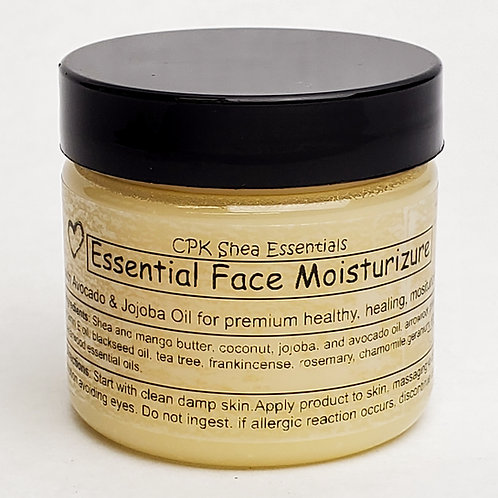 Essential Face Moisturizer 3 oz