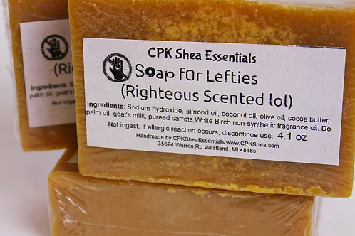 Soap for Lefties 4 oz