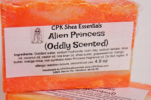 Alien Princess (oddly scented) 4.9 oz