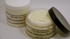 All Natural Body Butters!