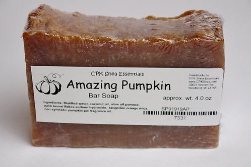 Amazing Pumpkin Soap 4 oz