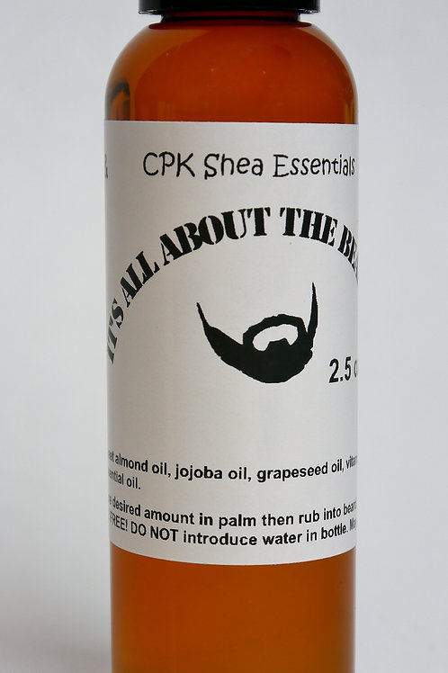It's All About the Beard Oil 2.5 oz