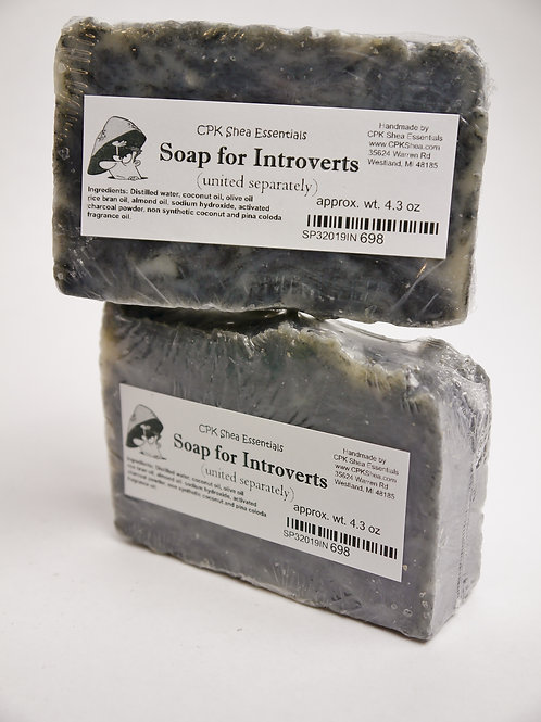 Soap for Introverts (unite separately)  4.3 oz
