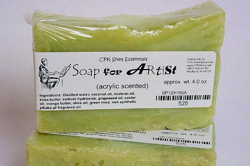 Soap for Artist Soap 4 oz