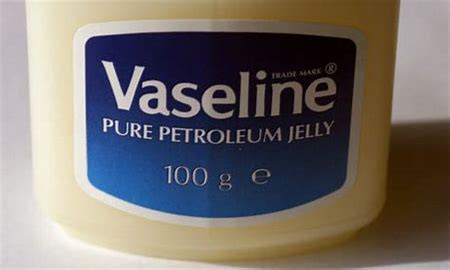 Chemical of the week: Petrolatum (Pa-troll-late-tum) or Petroleum or Vaseline.