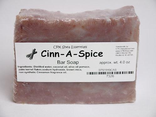 Cinn-O-Spice Soap 4 oz