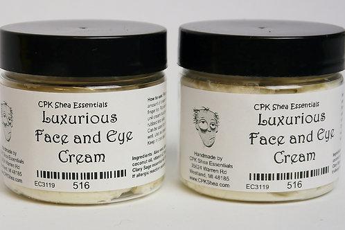 Luxurious Face & Eye Cream 2.0 oz