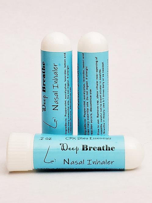Aromatherapy Natural Nasal Inhalers 0.5 oz
