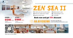 Zen Sea II Promo EN