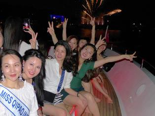 Qipao Paegent Yacht Charter 2