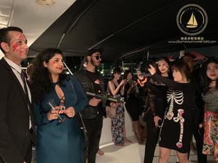 Halloween Yacht to Club Hop 2