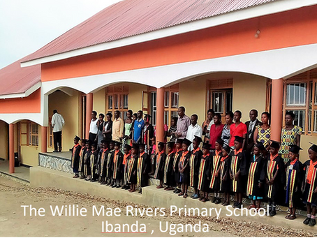 Education Complex: Dr. Willie Mae Rivers Primary School Complete!