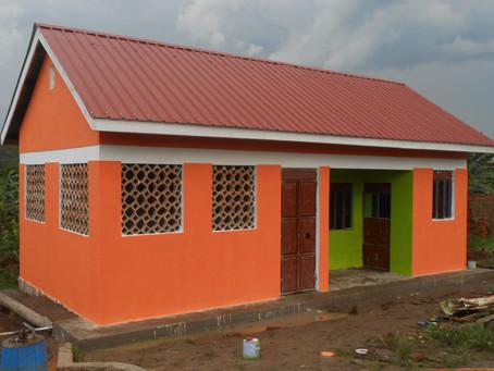 Education Complex: LaToya Smith Kitchen Complete!